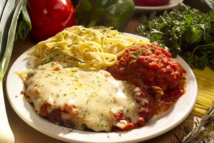 Italian Oven Menu